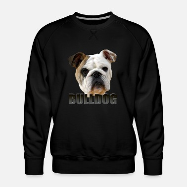 bulldog - Men's Premium Sweatshirt