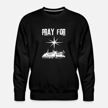Death In Vegas Pray for Vegas - Men's Premium Sweatshirt
