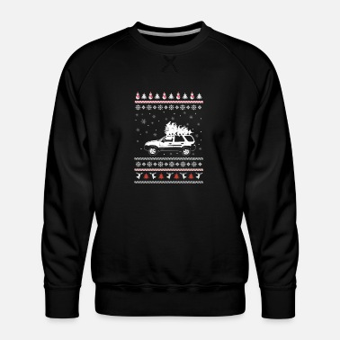 Michael Clifford Ford lovers - Merry Christmas - Men's Premium Sweatshirt