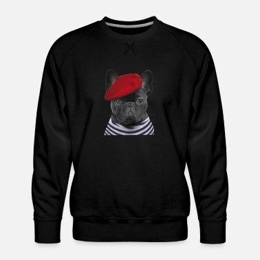 Bulldog French Bulldog - Men's Premium Sweatshirt