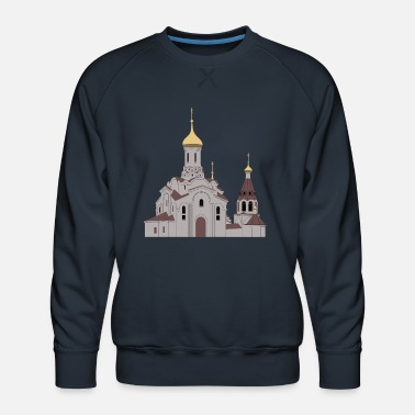 Cathedral Cathedral - Men's Premium Sweatshirt