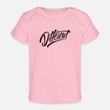 Different DIFFERENT - Baby Organic T-Shirt