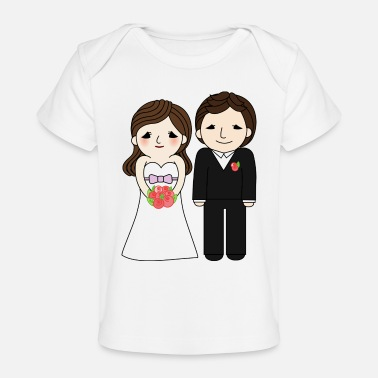 Marriage marriage - Baby Organic T-Shirt