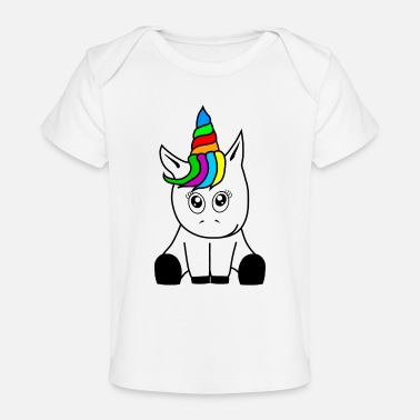 sweet unicorn - Baby Organic T-Shirt