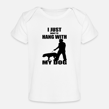 Go For A Go for a walk - Baby Organic T-Shirt