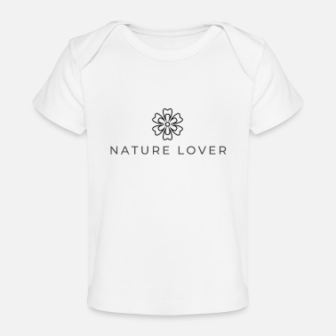 Nature Lovers NATURE LOVER - Baby Organic T-Shirt