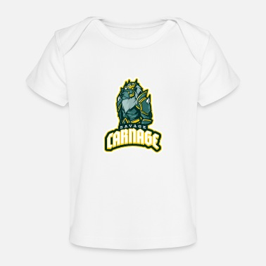 World Champion logo inspired by a lol champion - Baby Organic T-Shirt