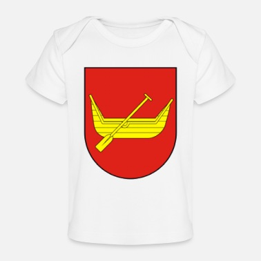 Coat Of Arms Lodz Coat Of Arms - Baby Organic T-Shirt