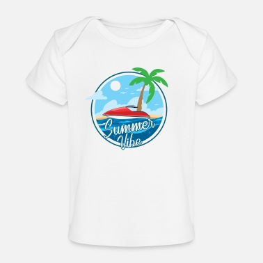 Holiday Island summer vibe island holiday Gross - Baby Organic T-Shirt