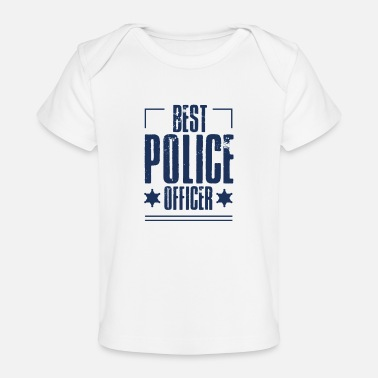 The Office Police Officer Police Officer Police Officer - Baby Organic T-Shirt