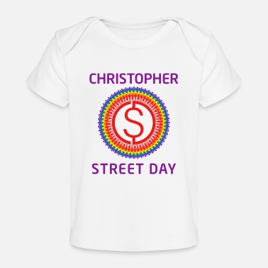Street Day Christopher street day - Baby Organic T-Shirt