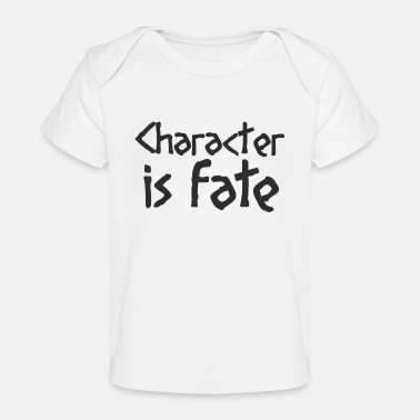 Fate Character is fate - Baby Organic T-Shirt