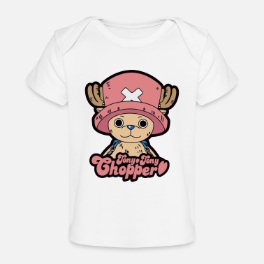 Tony Chopper Tony Tony Chopper - Baby Organic T-Shirt