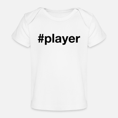 Players PLAYER - Baby Organic T-Shirt
