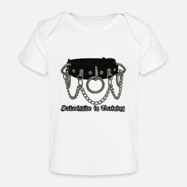 Slave submissive 1 - Baby Organic T-Shirt