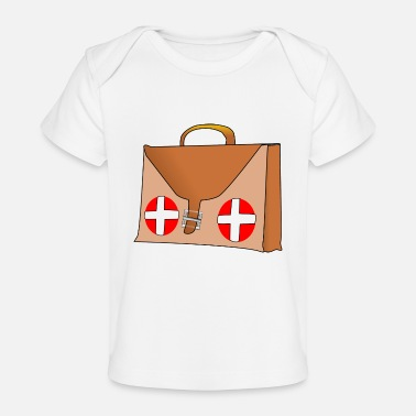 First Aid first aid - Baby Organic T-Shirt
