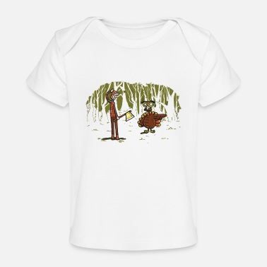 Over Over there - Baby Organic T-Shirt