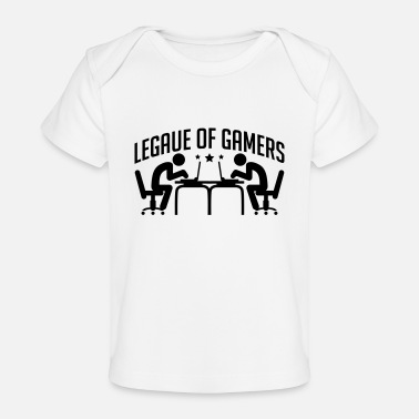legue_of_gamers_be1 - Baby Organic T-Shirt
