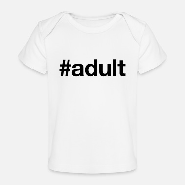Adults ADULT - Baby Organic T-Shirt