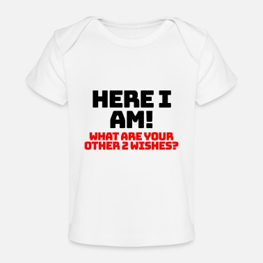 Funny Couple Funny Quote Design | Funny Couple Saying - Baby Organic T-Shirt