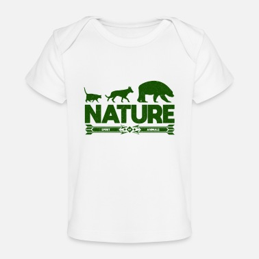 Nature Lovers Nature Shirt For Nature Lovers - Baby Organic T-Shirt