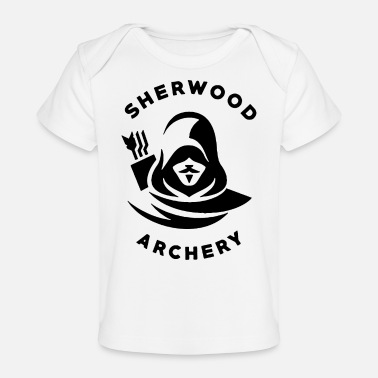 Sherwood The Archery - Baby Organic T-Shirt