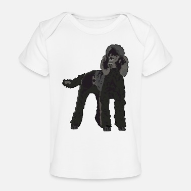 Poodle Poodle - Baby Organic T-Shirt