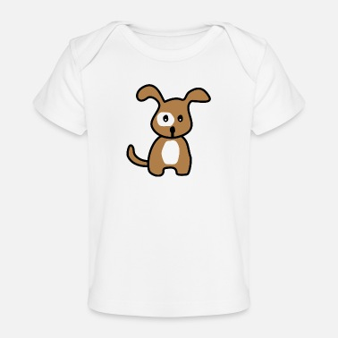 Puppies puppy - Baby Organic T-Shirt