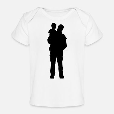 Father And Son Father and Son - Baby Organic T-Shirt