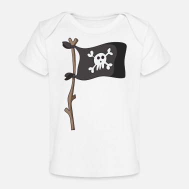 Flag Of flag - Baby Organic T-Shirt