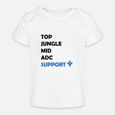 Support support - Baby Organic T-Shirt