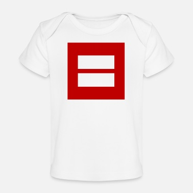 Marriage Equality Equality For All Sign Marriage Equality - Baby Organic T-Shirt
