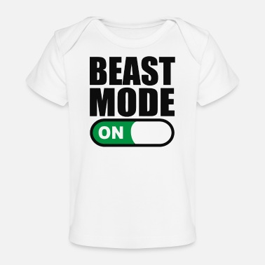 Mode Mode On - Baby Organic T-Shirt