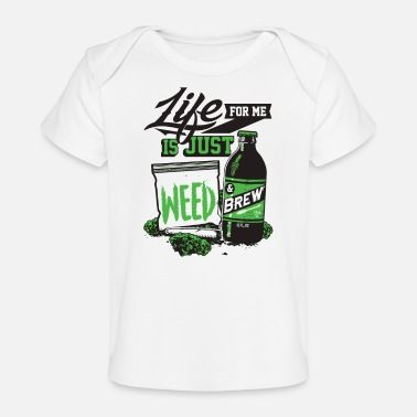 Wide Life wide - Baby Organic T-Shirt