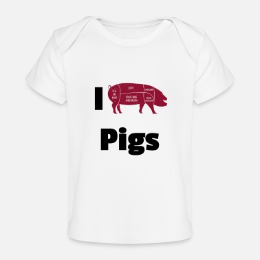 Sunday Roast Pigs - Baby Organic T-Shirt