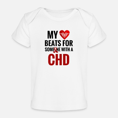 Medication CHD Awareness Shirt | CHD Month CHD Warrior Gifts - Baby Organic T-Shirt