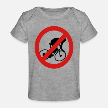 Prohibited Prohibit Bikes - Baby Organic T-Shirt