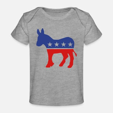 Party Democrats - Baby Organic T-Shirt