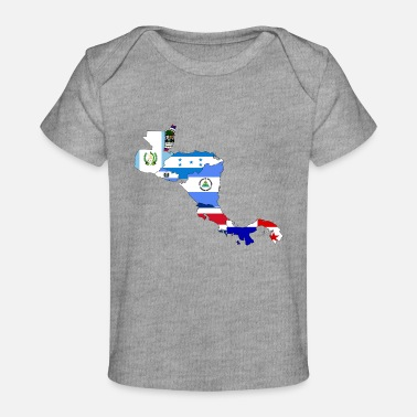 Central America central america - Baby Organic T-Shirt