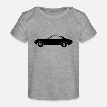 Celica 1st Gen Coupe - Baby Organic T-Shirt