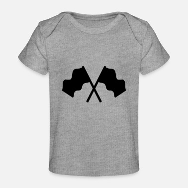 Flags Flags - Baby Organic T-Shirt