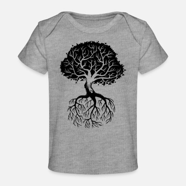 Root Roots - Baby Organic T-Shirt