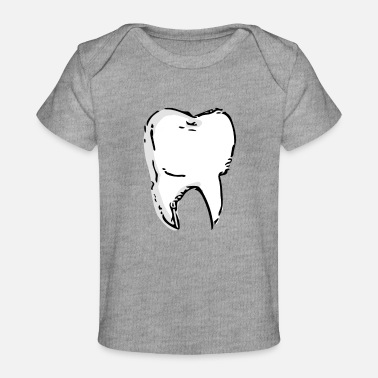 Tooth Tooth - Baby Organic T-Shirt