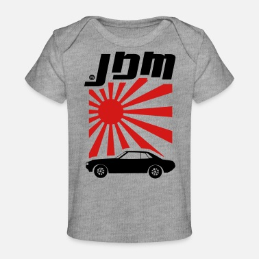 JDM Celica 1st Gen Coupe - Baby Organic T-Shirt