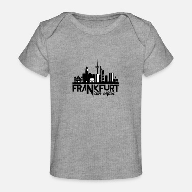 Frankfurt Am Main Frankfurt am Main - Baby Organic T-Shirt