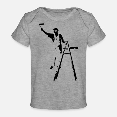 Painter painter - Baby Organic T-Shirt