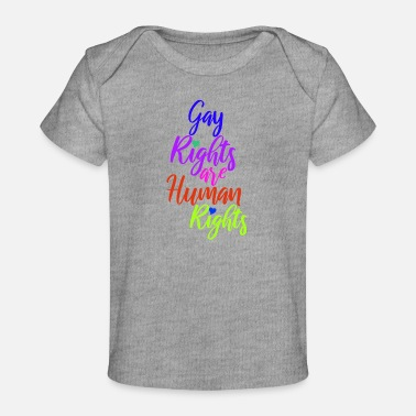 Street Day Christopher Street Day CSD LGBT - Baby Organic T-Shirt