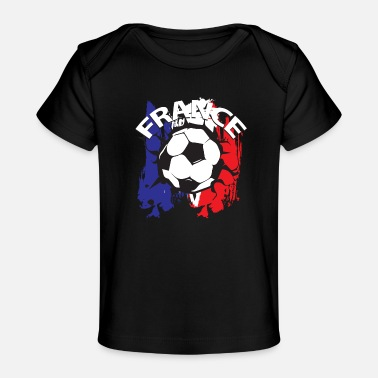 Soccer Champion France Soccer Champion - Baby Organic T-Shirt