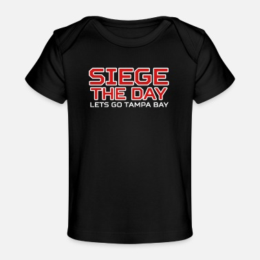 Sieg SIEGE THE DAY - Baby Organic T-Shirt