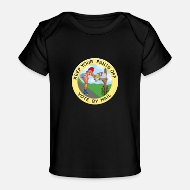 Mail Vote By Mail - Baby Organic T-Shirt